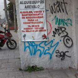 Alquiequipos Arévalo en Bogotá