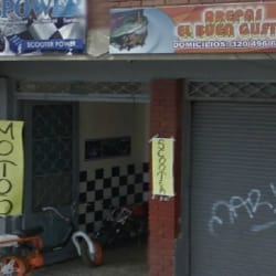 Arepas El Buen Gusto en Bogotá