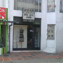 Carlos Olaya en Bogotá