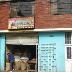 Depósito de Papa La Nueva Cosecha en Bogotá