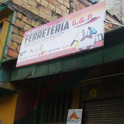 Depósito Ferretería G. & P. en Bogotá