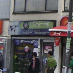Digicell de la 15 en Bogotá