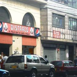 Distraco Carrera 22 con 18 en Bogotá
