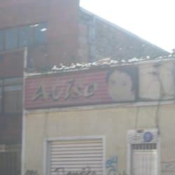 Aviso en Bogotá