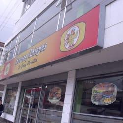 Brasas y Chispas Calle 75 en Bogotá