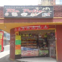 Distribuidora Ric Pollo en Bogotá