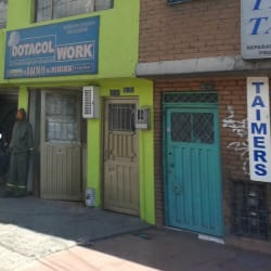 Dotacol Work en Bogotá