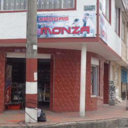 Drogas Monza en Bogotá