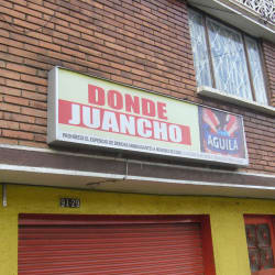 Donde Juancho Calle 128D en Bogotá