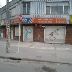 Droguería DEl mana  en Bogotá