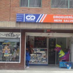 Droguería Merk Salud en Bogotá