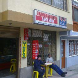 Cigarrería Cafetería Santa Sofía en Bogotá