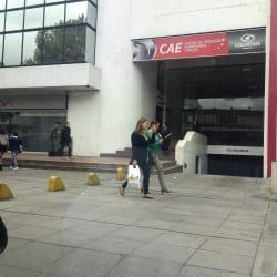 CAE de la 93 en Bogotá