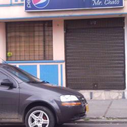 Cafetería Mr. Chato en Bogotá
