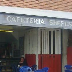 Cafetería Shepes's en Bogotá