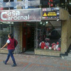 Casa Cardenal Galerías La Tienda Roja EU en Bogotá