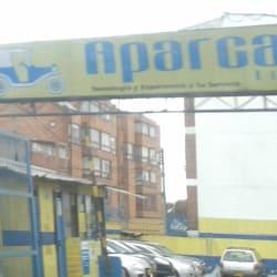 Aparcar Ltda Carrera 13 con 50 en Bogotá