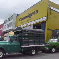 Ceramigres Avenida 68  en Bogotá