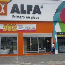 Alfa Prado en Bogotá