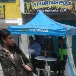 Bar Andrómeda en Bogotá
