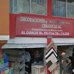 Decoraciones y Cerámica AG en Bogotá