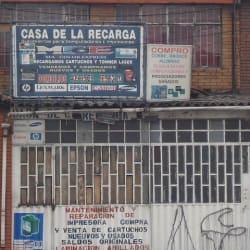 Casa De La Recarga en Bogotá
