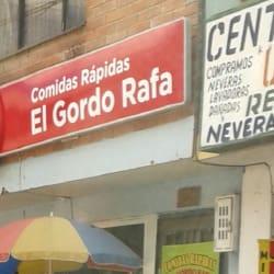 Comidas Rapidas El Gordo Rafa en Bogotá