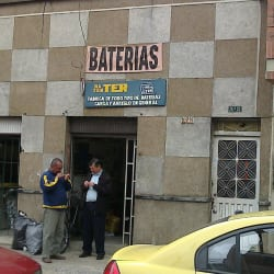Basenter en Bogotá