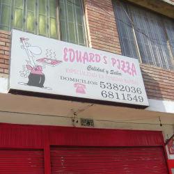 Eduard's Pizza en Bogotá