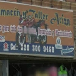 Almacén y Taller Ariza en Bogotá