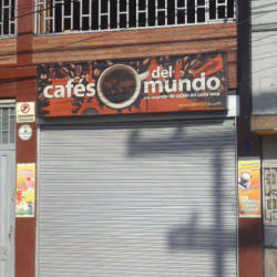 Cafés Del Mundo en Bogotá
