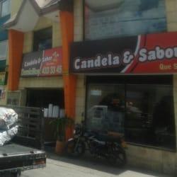 Candela y Sabor Carrera 112 con 76A en Bogotá