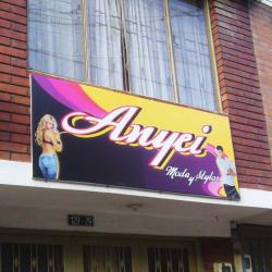 Anyei en Bogotá
