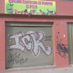 Depósito Mayorista De Platano El Paisa en Bogotá