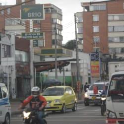 Estación de Servicio Brio Calle 100 en Bogotá