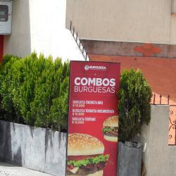 Burguesa en Bogotá