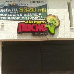 A lo Mero Nacho en Bogotá