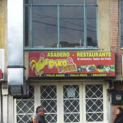 Asadero Restaurante Piko & Papa en Bogotá