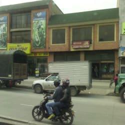 Almacén Juan Pachón en Bogotá