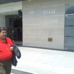 Clínica Cardio 100 en Bogotá