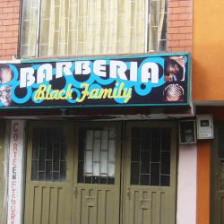 Barbería Black Family en Bogotá
