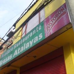 Asadero Restaurante Brasas Atalayas en Bogotá