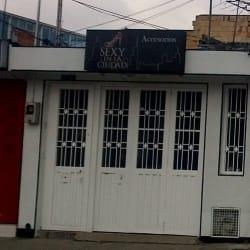 Accesorios Sexy En la Ciudad  en Bogotá