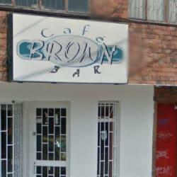 Café Brown Bar en Bogotá