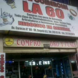 Casa Comercial La 60 en Bogotá