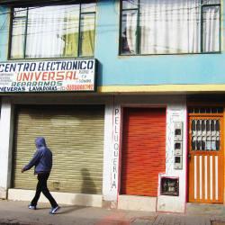Centro Electrónico Universal en Bogotá