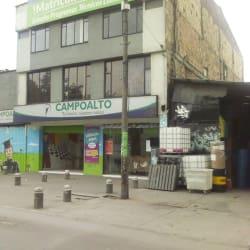 Campo Alto Kennedy en Bogotá