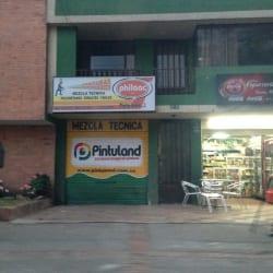 Cigarrería F & F en Bogotá