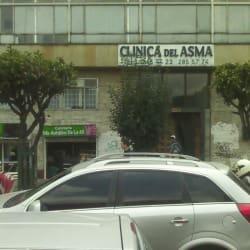 Clínica del Asma en Bogotá