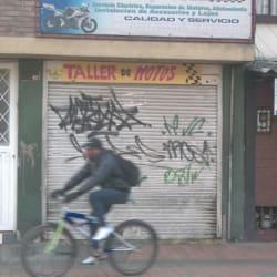 Moto Express L.A en Bogotá